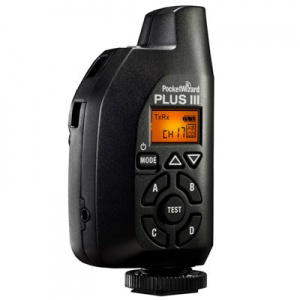 POCKETWIZARD TRANSCEIVER PLUS III