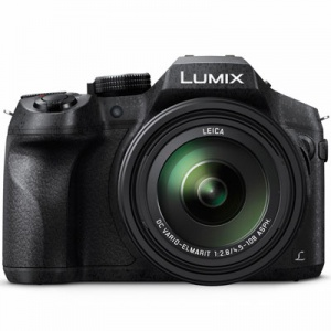 Panasonic Lumix DMC-FZ330 Black Digital Bridge Camera