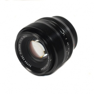 Used Fujifilm 35mm F1.4 Super EBC