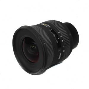 Used Sigma 10-20mm F4-5.6 D (For Nikon)