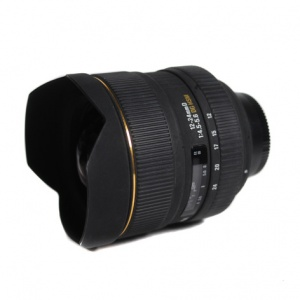Used Sigma 12-24mm D DG HSM F4.5-5.6