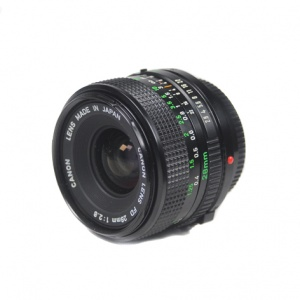 Used Canon FD 28mm F2.8