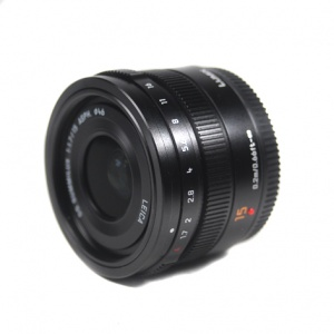 Used Panasonic Lumix 15mm F1.7 ASPH