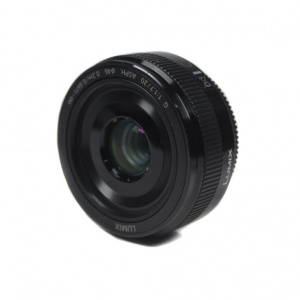 Used Panasonic Lumix 20mm F1.7 II ASPH