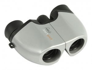 CAMLINK 8X21MM HOBBY COLLECTION BINOCULARS SILVER