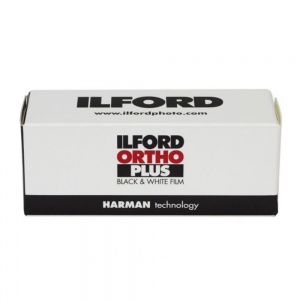 Ilford Ortho Plus 80 ISO 120mm Black & White Film