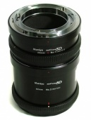 USED MAMIYA RB EXTENSION TUBES 45MM + 82MM