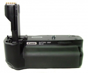 USED CANON BG-E1 BATTERY GRIP