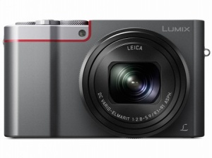 Panasonic Lumix DMC-TZ100 Silver Digital Compact Camera