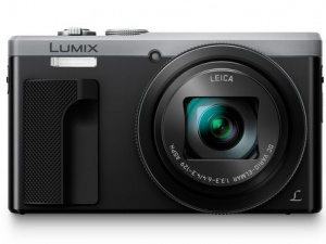 Panasonic Lumix DMC-TZ80 Silver Digital Compact Camera