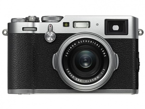 Fujifilm Finepix X100F Digital Compact Camera - Silver