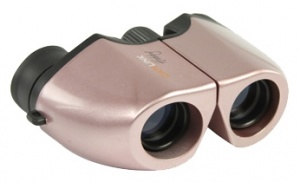 CAMLINK 8X21MM HOBBY COLLECTION BINOCULARS - PINK