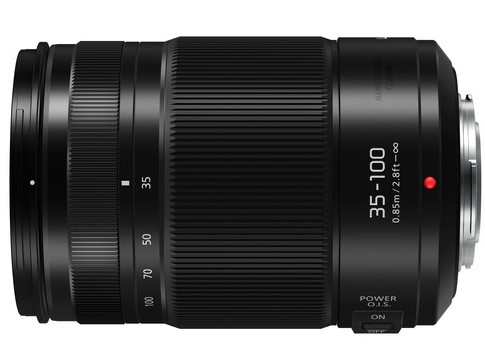 Panasonic Lumix G X Vario 35-100mm f2.8 II Power OIS Lens