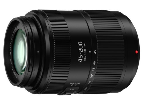 Panasonic Lumix G Vario 45-200mm f4.0-5.6 II Power OIS