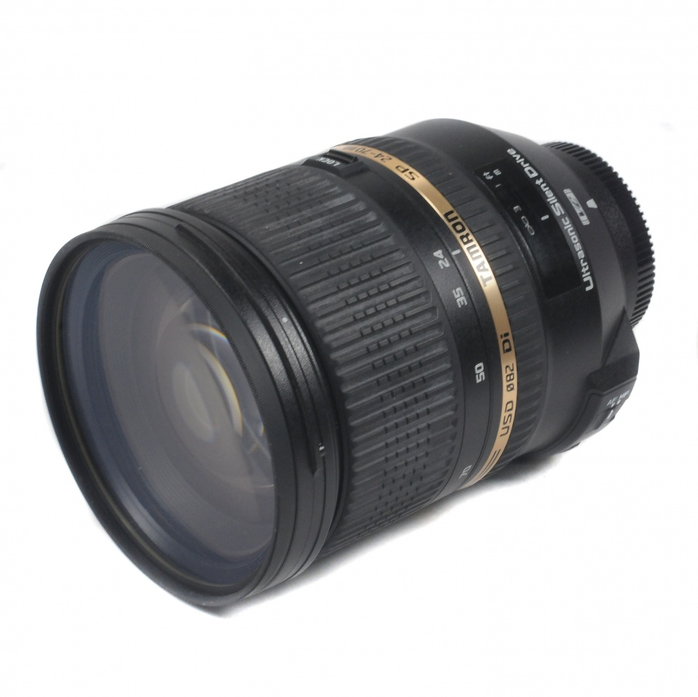 Used Tamron 24-70mm F2.8 SP (For Nikon)