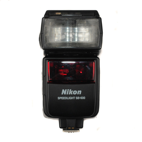 Used Nikon SB-600 Speedlight