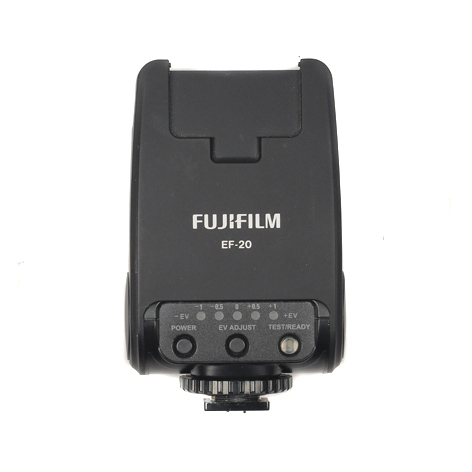 Used Fujifilm EF-20 Speedlight