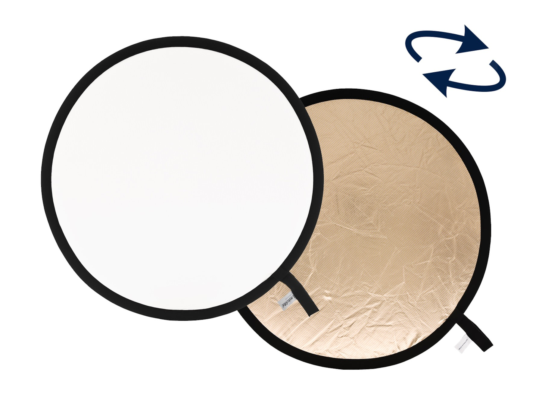 Lastolite Collapsable Reflector Sunfire/White 50cm