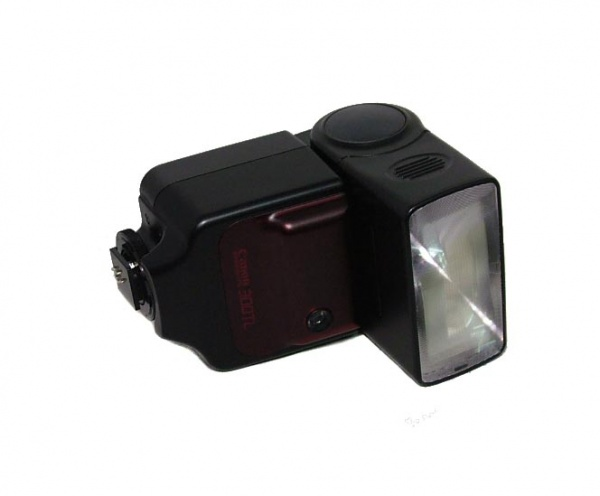 USED CANON 300TL SPEEDLITE