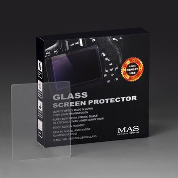 MAS LCD Screen Protector For Nikon D850