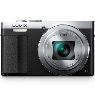 Panasonic Lumix DMC-TZ70 Silver Digital Compact Camera