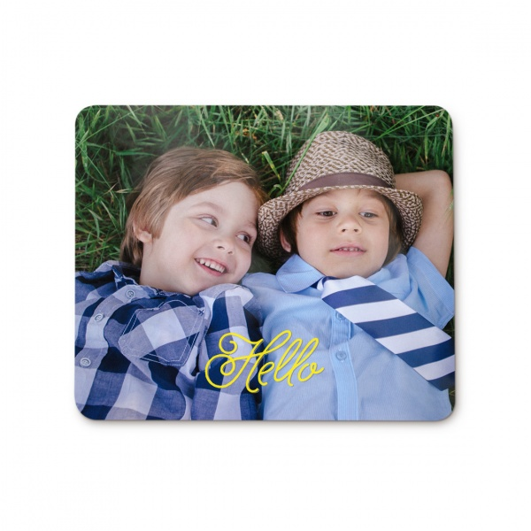 Personalised Photo Table Mat