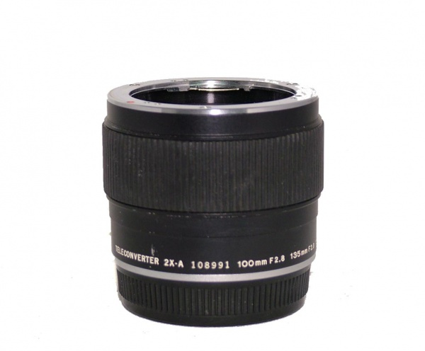 USED OLYMPUS 2X TELECONVERTER FOR OM FIT