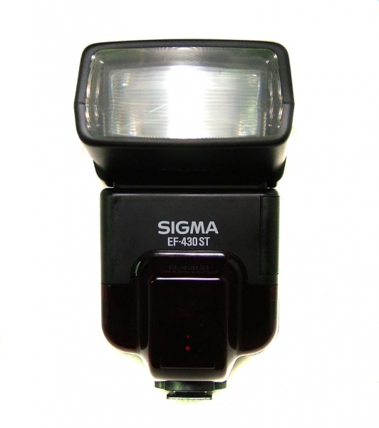 Used Sigma EF-430 ST Flash (Canon Fit) - Not Digital