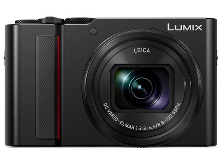 Panasonic Lumix DMC-TZ200 Black Digital Compact Camera