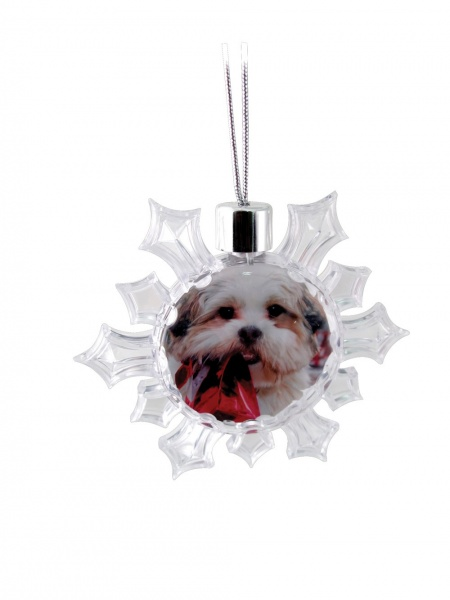 Adventa Snowflake Ornament