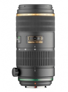 Pentax 60-250mm f4.0 DA* ED IF SDM