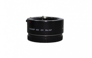 USED JESSOP 2X TELECONVERTER MC FOR MINOLTA AF