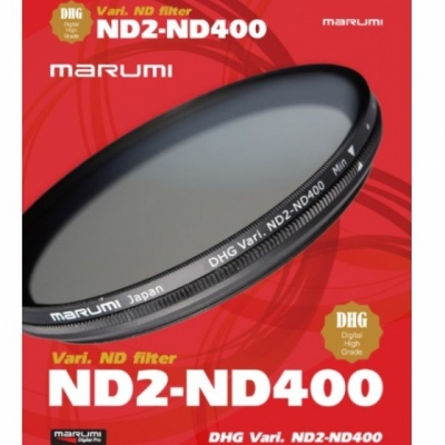 Marumi DHG Vari ND Filter 77mm