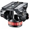 Manfrotto MVH502AH Video Head - Flat Base