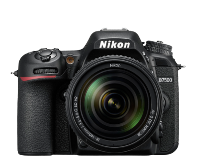 Nikon D7500 + 18-140mm f3.5-5.6 G VR DSLR Kit