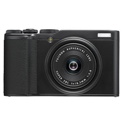Fujifilm XF10 Digital Compact Camera - Black