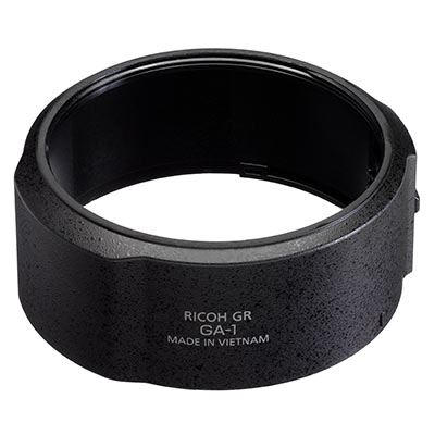 Ricoh Lens Adapter GA-1 ( For GW-4 Conversion Lens)