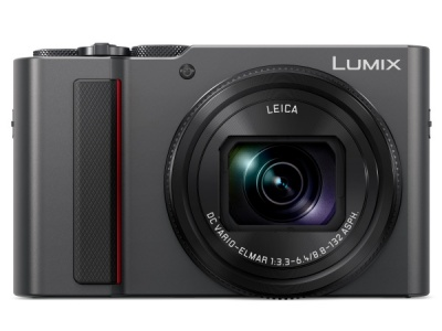 Panasonic Lumix DMC-TZ200 Silver Digital Compact Camera