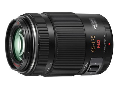 Panasonic Lumix G X Vario PZ 45-175mm f4.0-5.6 Asph Power OIS