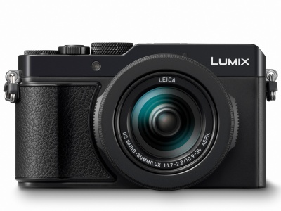 Panasonic Lumix DMC-LX100 Mark II Black Digital Compact Camera