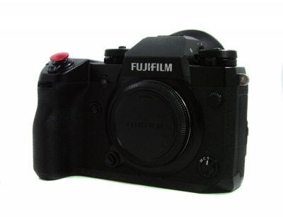 Used Fujifilm X-H1 Body