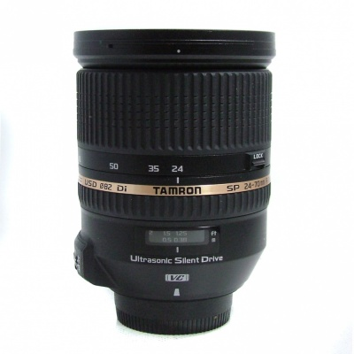 Used Tamron 24-70mm F2.8 Di SP USD VC (Nikon Fit)