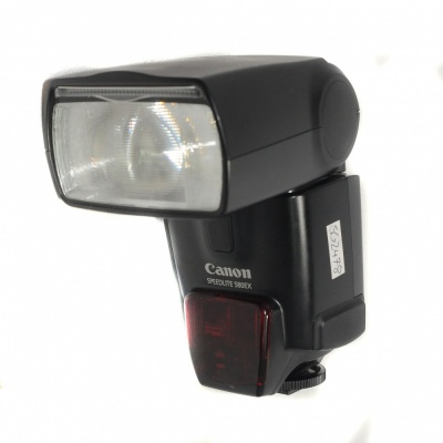 Used Canon 580EX Speedlite
