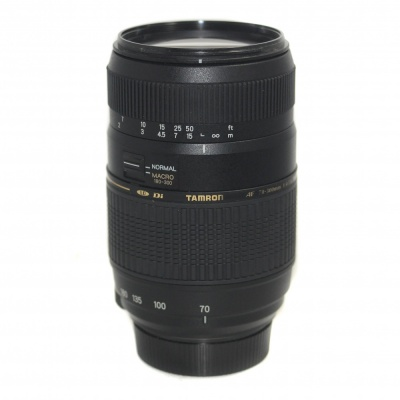 Used Tamron 70-300mm F4-5.6 LD DI Macro