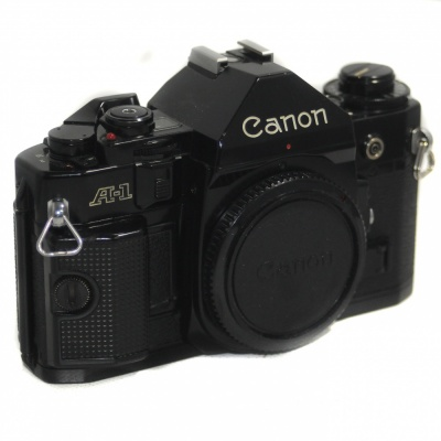 Used Canon A-1 Body