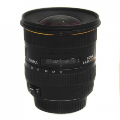 Used Sigma 10-20mm F4-5.6 DC HSM (Canon Fit)