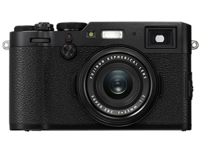 Fujifilm Finepix X100F Digital Compact Camera - Black