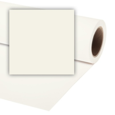 Colorama Full-Width Paper Background - Polar White