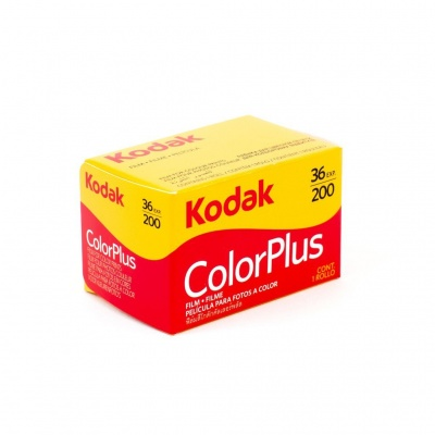 Kodak Colorplus 200 36 Exposure Colour Negative Film