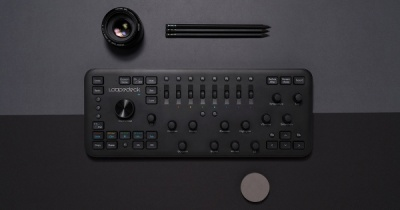 Loupedeck Plus Editing Console